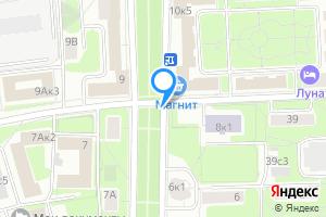 Сдается студия в Москве Гостиничная ул.