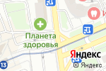 Схема проезда до компании Мосинфо в Москве