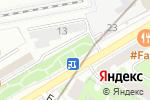 Схема проезда до компании Магазин сезонной женской одежды в Москве