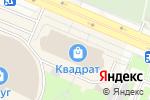Схема проезда до компании Мила в Москве