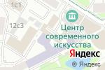 Схема проезда до компании IQ-sound в Москве