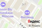 Схема проезда до компании 3D You в Москве