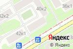 Схема проезда до компании Обучение в Москве