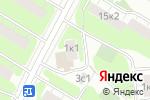 Схема проезда до компании Мясное раздолье в Москве
