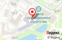 Схема проезда до компании Языки Мира в Москве