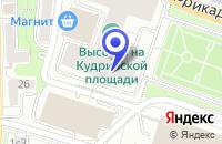 Схема проезда до компании АВТОМОБИЛЬНАЯ КОМПАНИЯ SKY-RENT в Москве