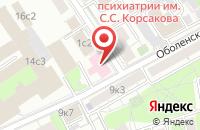 Схема проезда до компании Стоматологическая поликлиника №19 в Москве