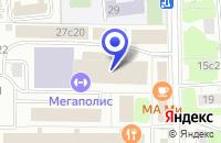 Схема проезда до компании ЛИЗИНГОВАЯ КОМПАНИЯ ВЯТСКАЯ ЛИНИЯ в Москве