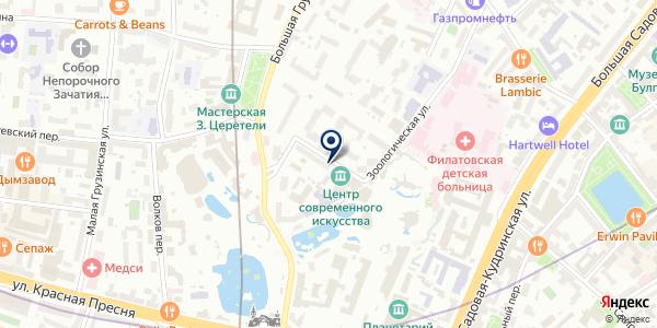 Ruggis.ru на карте Москве