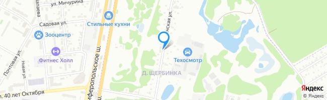 Щербинская улица