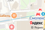 Схема проезда до компании ДВИЦ в Москве