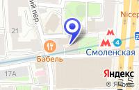 Схема проезда до компании БАЛТИЙСКИЙ БАНК РАЗВИТИЯ в Москве