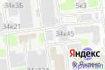 Схема проезда до компании Иммедия в Москве