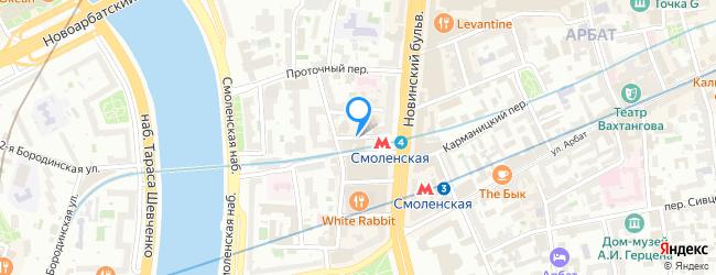 переулок Николощеповский 2-й