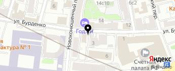 Полный Привод на карте Москвы