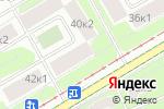 Схема проезда до компании Celebrity в Москве