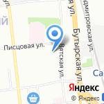 Soldis Communications на карте Москвы