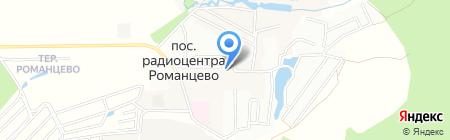 Хозяйственный магазин на карте Алтухово