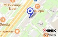 Схема проезда до компании ПАРФЮМЕРНЫЙ МАГАЗИН ILE DE BEAUTE в Москве