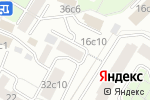 Схема проезда до компании Полинит в Москве