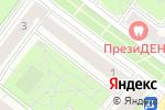 Схема проезда до компании VietnamAirlines в Москве