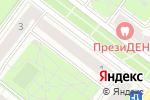 Схема проезда до компании Русский аукционный дом в Москве