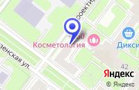 Схема проезда до компании КОНСАЛТИНГОВАЯ ФИРМА БАЛТИК СТАР КОНСАЛТИНГ в Москве