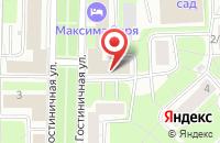 Схема проезда до компании А Плюс в Москве