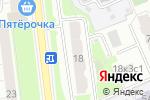 Схема проезда до компании Инженерная служба Бутырского района в Москве