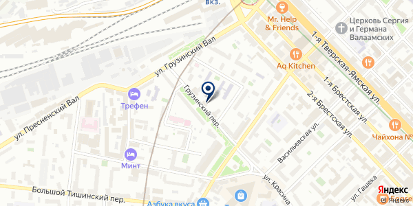 МАГАЗИН МОЛОКО-М на карте Москве