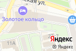 Схема проезда до компании Суздаль в Москве
