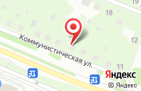 Схема проезда до компании Стройвест в Москве