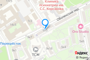 Сдается комната в Москве Оболенский переулок дом 9 к3