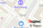 Схема проезда до компании Домашний бутик в Москве