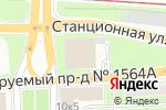 Схема проезда до компании Молоко на дом в Москве
