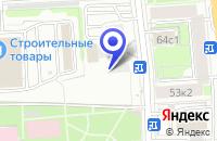 Схема проезда до компании ДОМ КУЛЬТУРЫ РАБОТНИКОВ ТОРГОВЛИ ИМ. ГОРЬКОГО в Москве