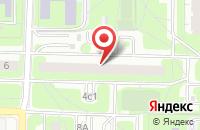 Схема проезда до компании СтройИнтел в Александровке