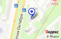 Схема проезда до компании ТРАНСПОРТНАЯ КОМПАНИЯ ЕВРОГЕЙТ в Москве