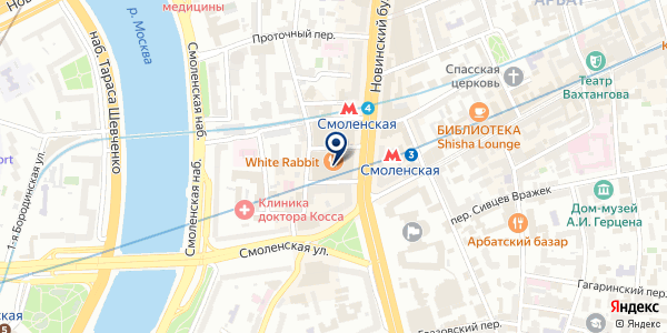 КБ NORDIA BANK FINLAND на карте Москве
