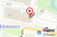 Схема проезда до компании Модерн Индустрия в Москве