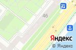 Схема проезда до компании АКБ Национальный Залоговый Банк в Москве