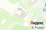 Схема проезда до компании Ассоциация независимых специалистов в Москве