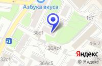 Схема проезда до компании ДЕТСКИЙ КЛУБ ЛЕСТВИЦА в Москве
