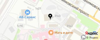 Japauto на карте Москвы