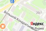 Схема проезда до компании Service Time в Москве