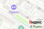 Схема проезда до компании Богачкин и Богачкин в Москве