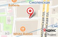 Схема проезда до компании Углемет-Трейд в Москве