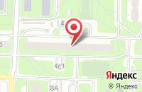 Схема проезда до компании Афиша Старс в Москве