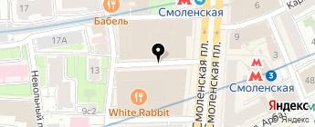 МОБИЛЬНАЯ СДЕЛКА на карте Москвы