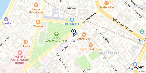 УПРАВЛЕНИЕ № 13 на карте Москве